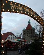 Weihnachtsmarkt in Freckenhorst