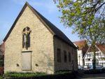 Petrikapelle und Stiftskammer